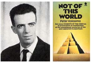 Pier Colosimo and his book Not of this World